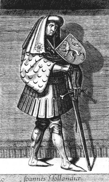 Count John I of Holland