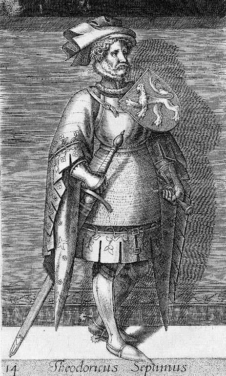 Count Theodore VII of Holland