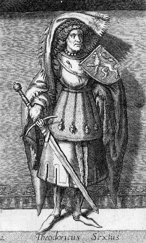 Count Theodore VI of Holland