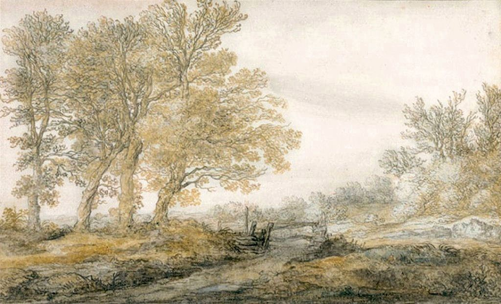 Cuyp-Albert-Landscape-with-trees