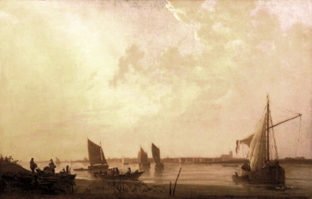 Cuyp-Albert-Sunrise