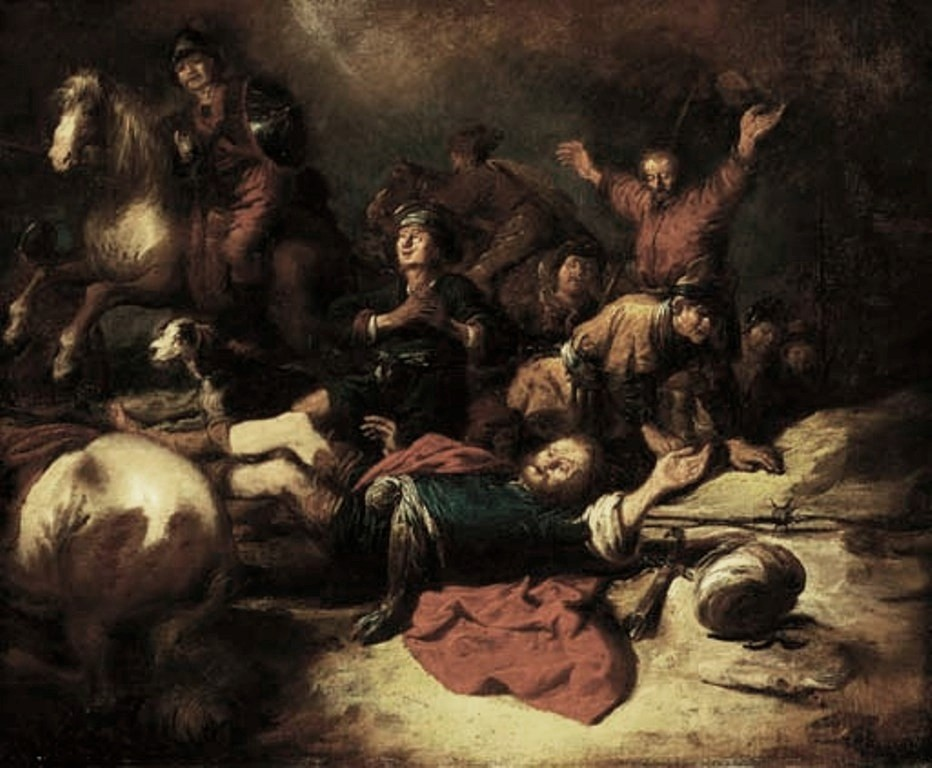 Cuyp-Benjamin-Conversion-of-Saul