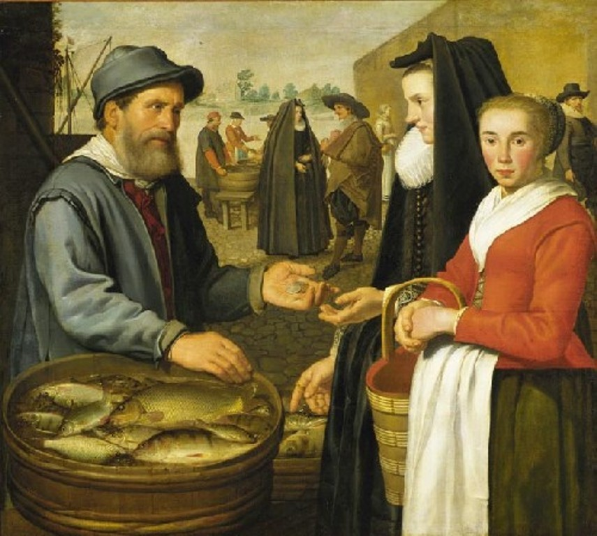 Cuyp-Jacob-Fish-market