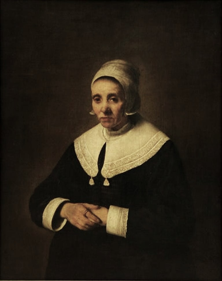 Leveck-Portrait-of-his-mother