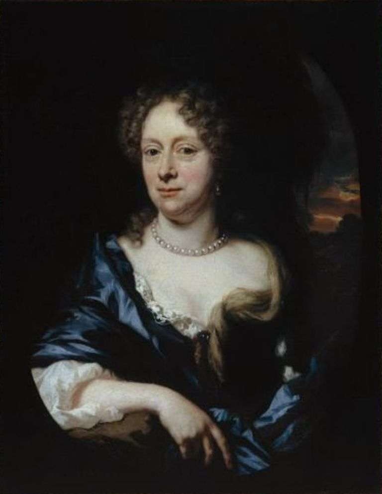 Maes-Portrait-of-Helena-van-Heuvel