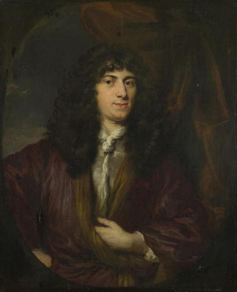 Maes-Portrait-of-a-Man-in-a-Black-Wig