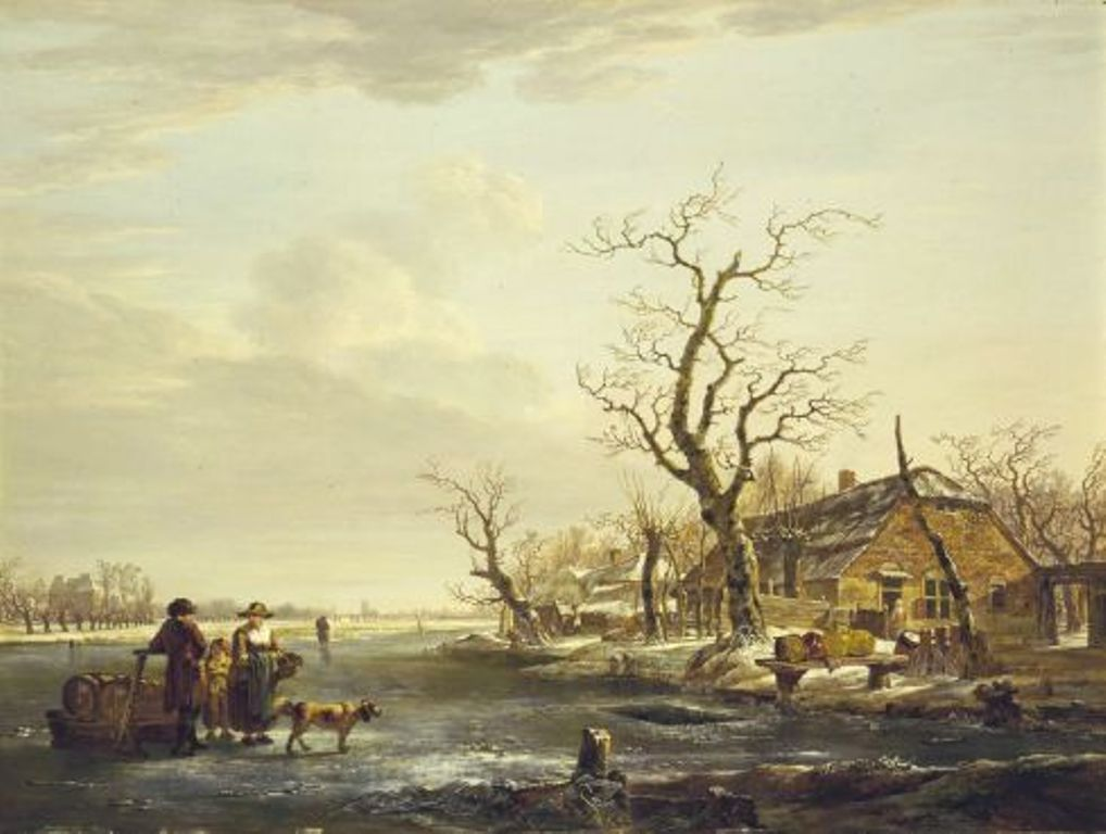 Strij-Jacob-Winterscene-at-the-Devel