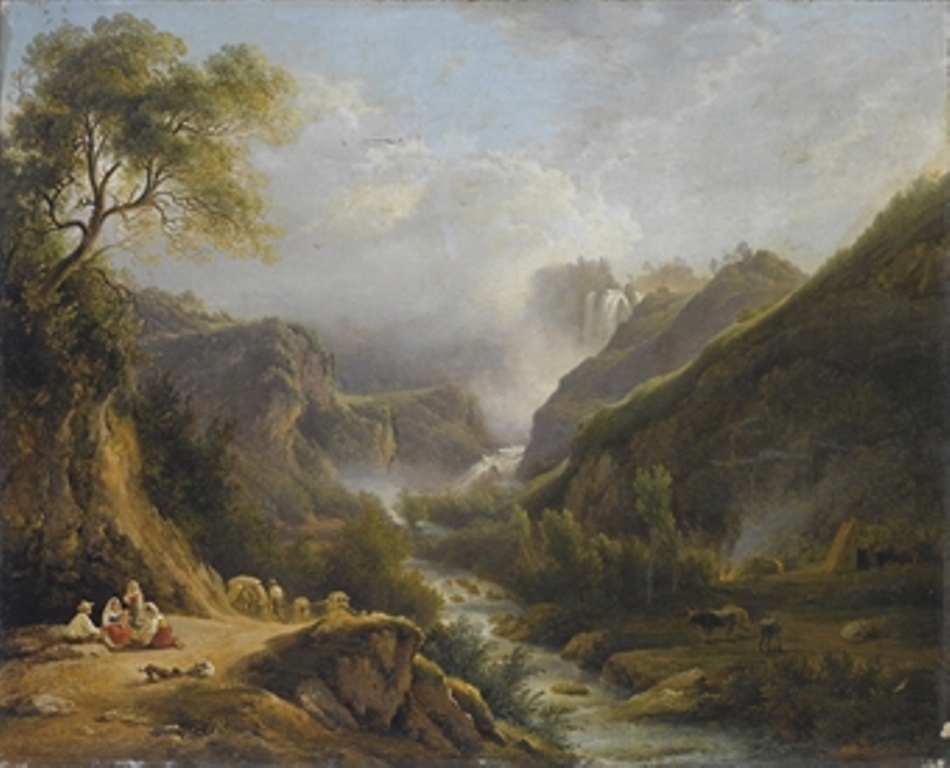 Teerlink-View-of-the-waterfall-of-Marmore