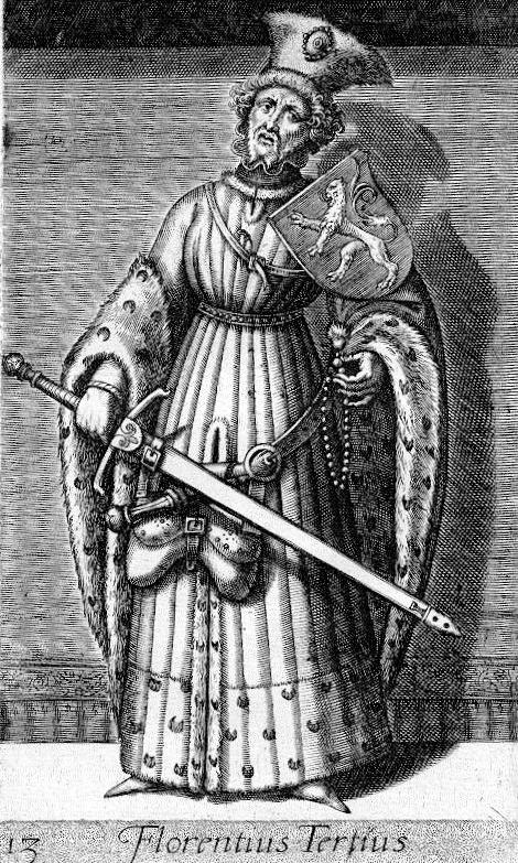 Count Florence III of Holland