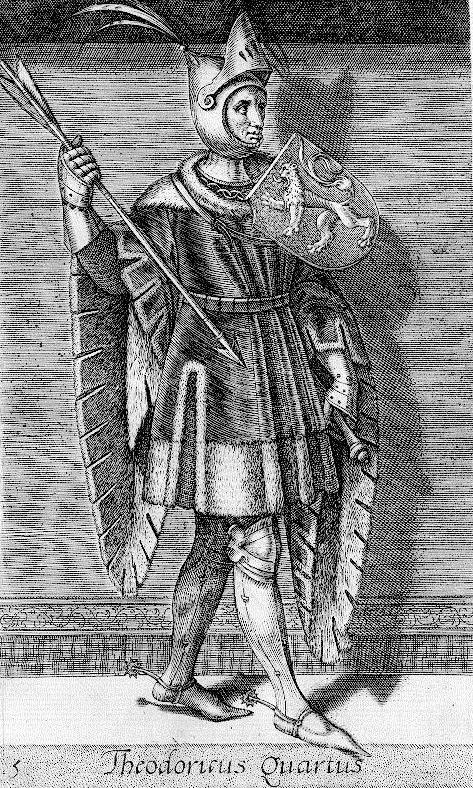 Count Theodore IV of Holland