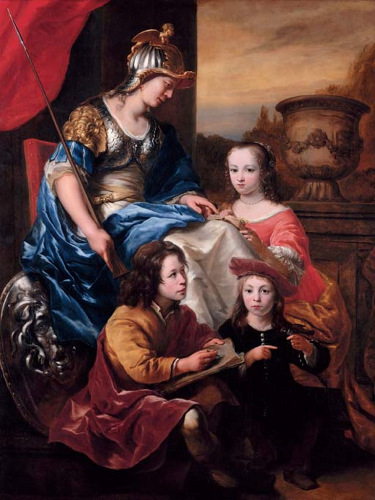 Bol-Portrait-of-family-An-allegory-of-Education