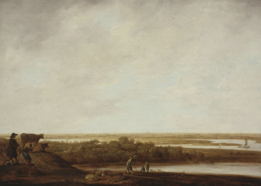 Cuyp-Albert-Panoramic-Landscape-with-Shepherds
