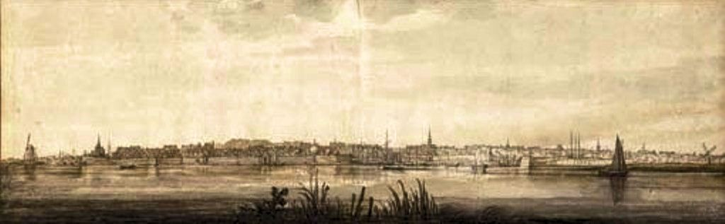 Cuyp-Albert-View-of-Dordrecht-from-end-of-Papendrechtse-bank-of-river-Noord