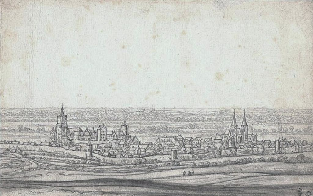Cuyp-Albert-View-on-Clave