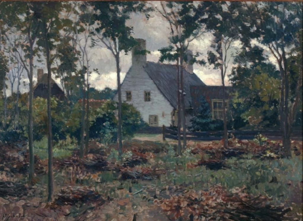 Schotel-Anthonie-House-of-the-painter-Voerman-Tafelbergweg-Laren
