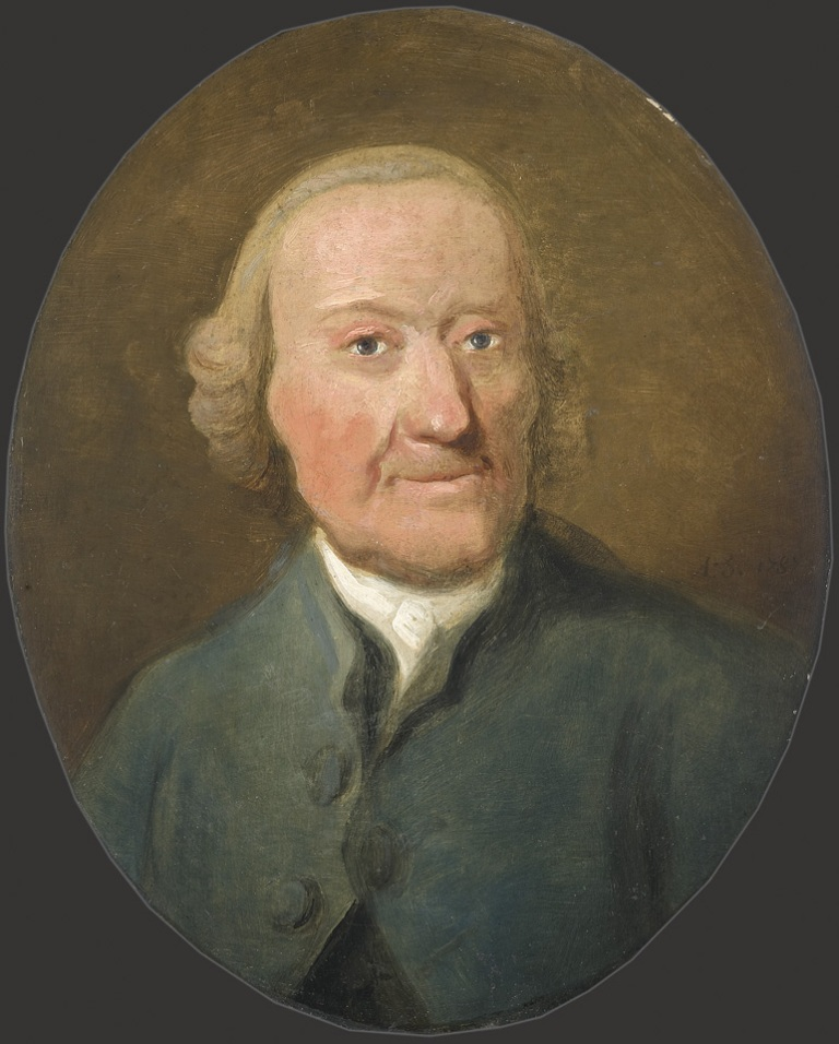 Schouman-Aert-Self-portrait-in-his-old-age